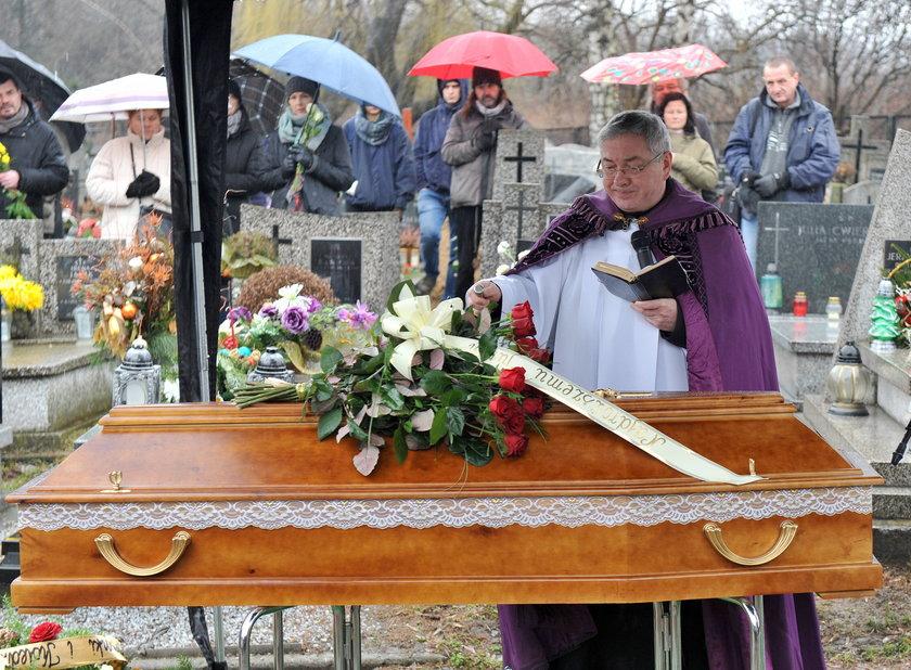 Pogrzeb Jerzego Grałka