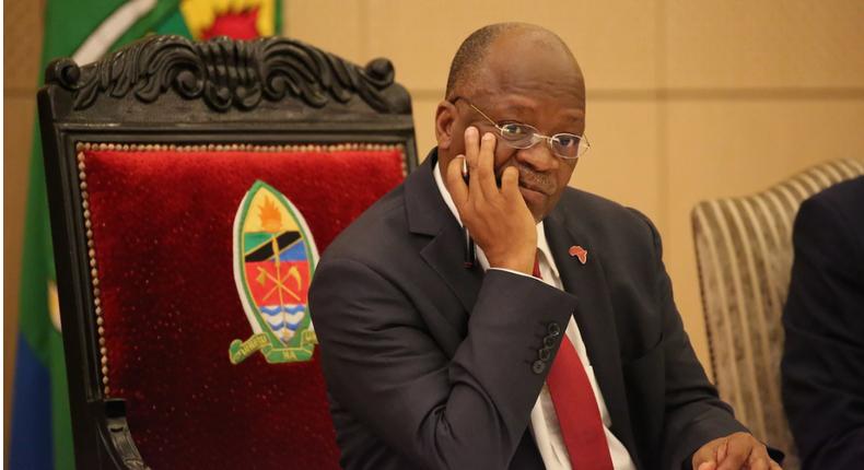 No Lockdown: Magufuli announces 3 days of prayers over Covid-19