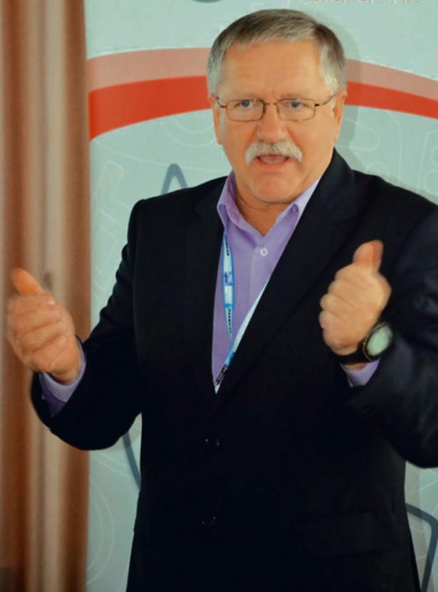 Janusz Ostapiuk, wiceminister środowiska