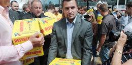 Gronkiewicz-Waltz i Guział: Uciekli z miasta przed referendum