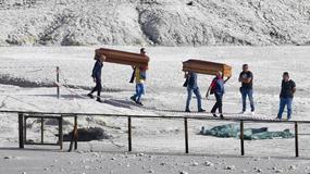 Trzy osoby z jednej rodziny zginęły w kraterze wulkanu pod Neapolem