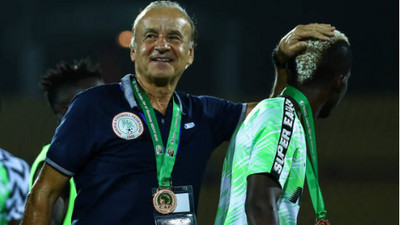 NFF deny reports of Rohr's unpaid wages and reveal they fell out with former Super Falcons coach Dennerby over his request for more expatriate coaches