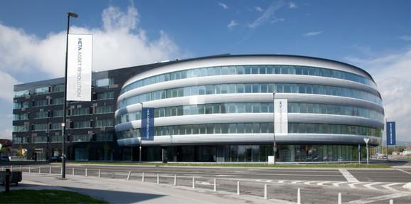 Heta Asset Resolution, poslovna zgrada