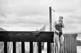 Tuširanje na plaži