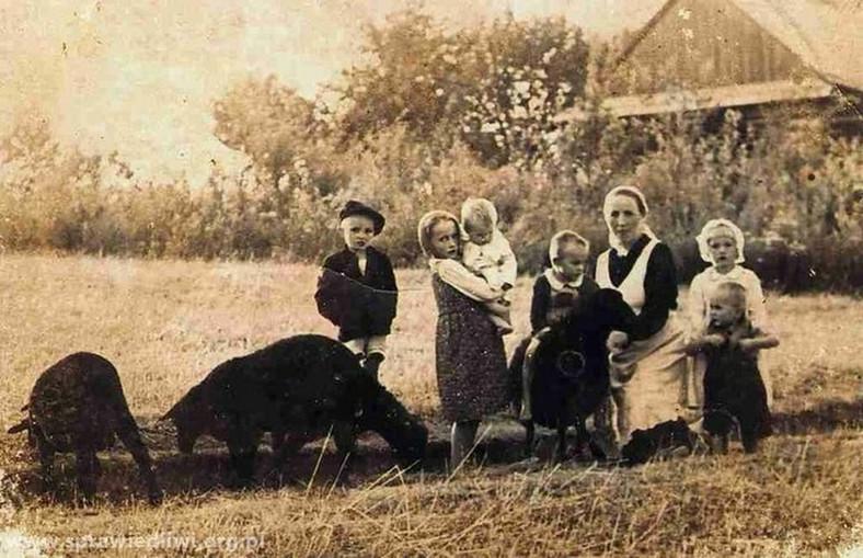 rodzina Ulmów / Ulm family