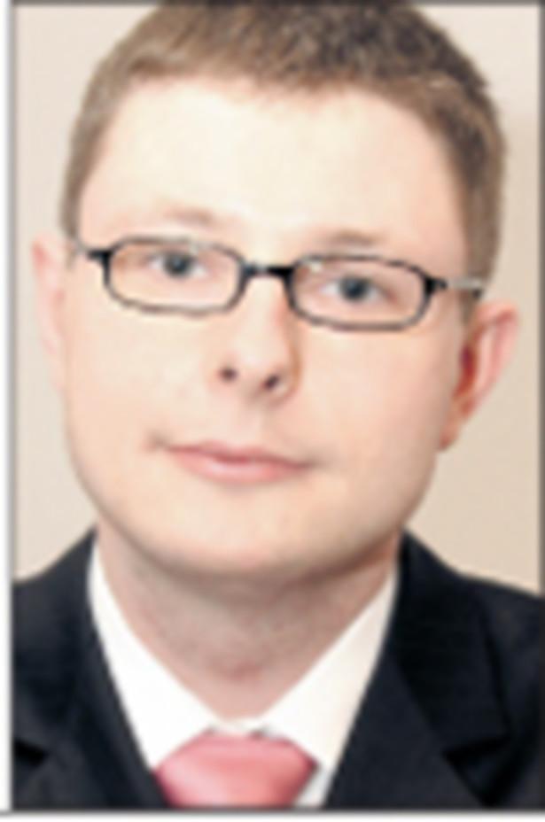 Paweł Majtkowski, analityk z firmy doradczej Expander Advisors