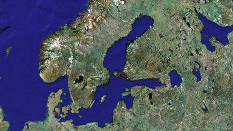 Trzęsienie spowodowało podnoszenie się Skandynawii?