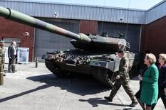 Nemačka vosjka tenk EPA Srdjan Suki