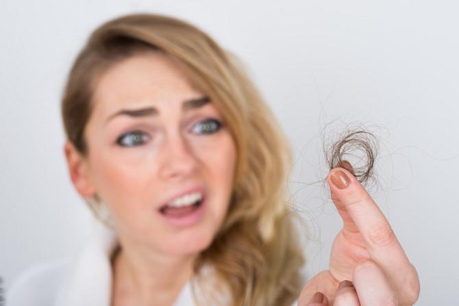 Zaustavite opadanje kose