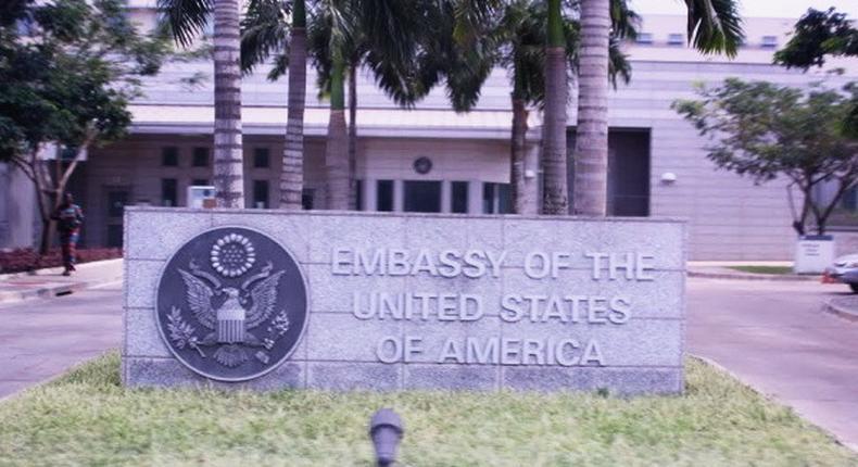 US embassy in Ghana