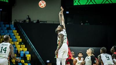 Afrobasket 2021 : Le Sénégal dispose facilement de l'Ouganda