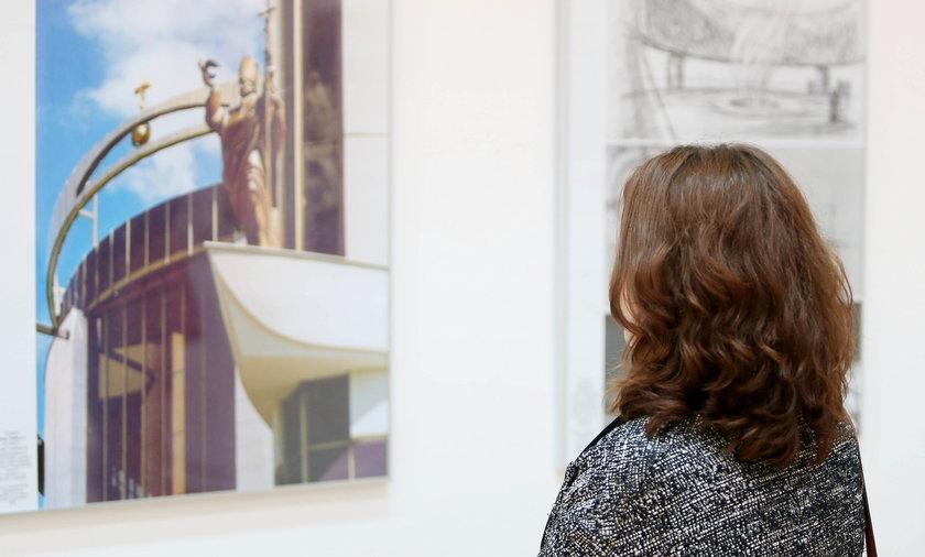 Wystawa Witolda Ceckiewicza