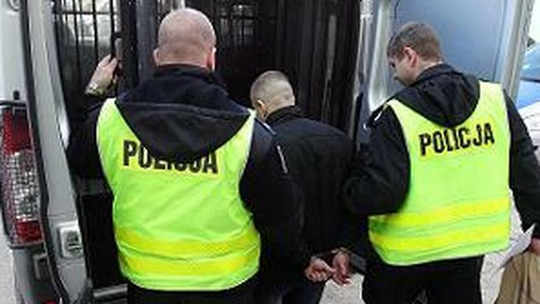 Policjanci zatrzymali cztery osoby związane z zabójstwem 24-latka