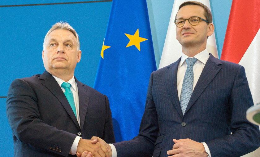 Premier Matusz Morawiecki spotka się z premierem Węgier w Budapeszcie