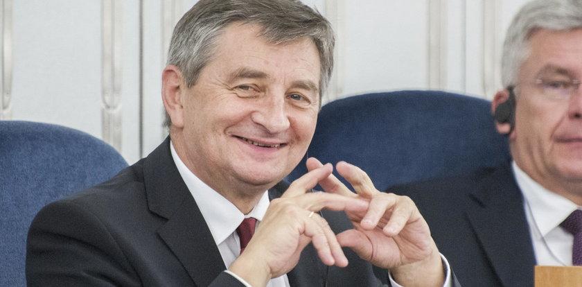 """Ostre słowa prawniczki o Kuchcińskim. """"To zwykła korupcja"""""""
