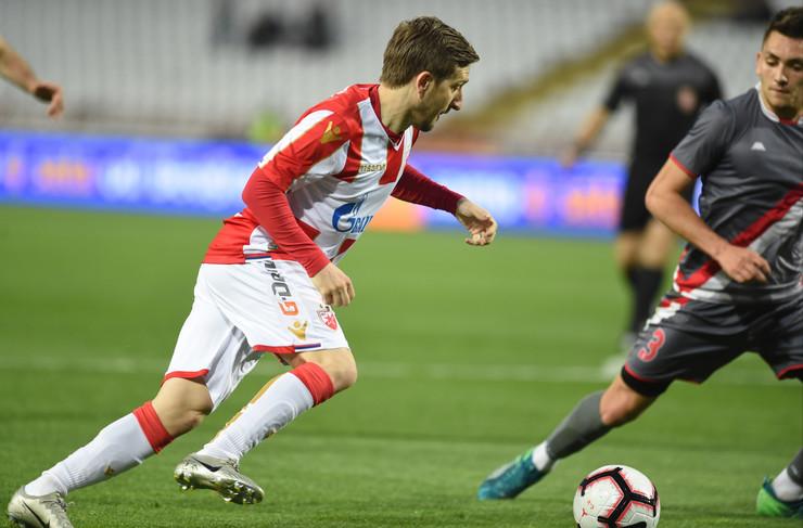 FK Crvena zvezda, FK Proleter
