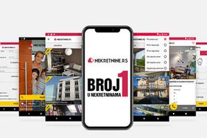 Najnovija mobilna aplikacija za pretragu nekretnina