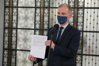 Klich (KO): W sprawie Białorusi polskie władze reagują właściwie, ale za słabo i za późno