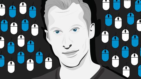 Robert Gryn jest prezesem krakowskiego startupu Codewise, ma 30 lat