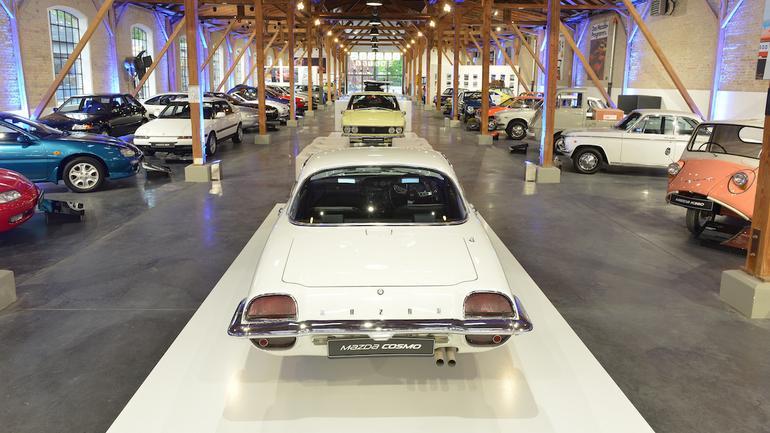 Frey's Mazda Classic Car Museum