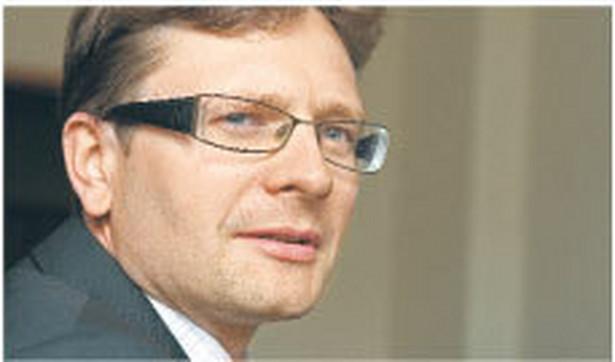 dr Mirosław Dachniewski, dyrektor generalny Stowarzyszenia Emitentów Giełdowych Fot. Wojciech Górski