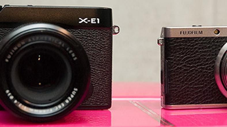 Retro X-E1 i modny XF1 - testowaliśmy najnowsze aparaty Fujifilm
