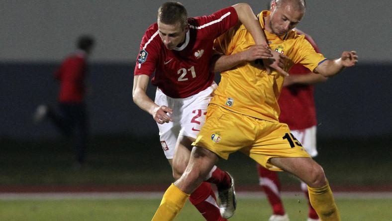 Polska wygrała z Mołdawią 1:0