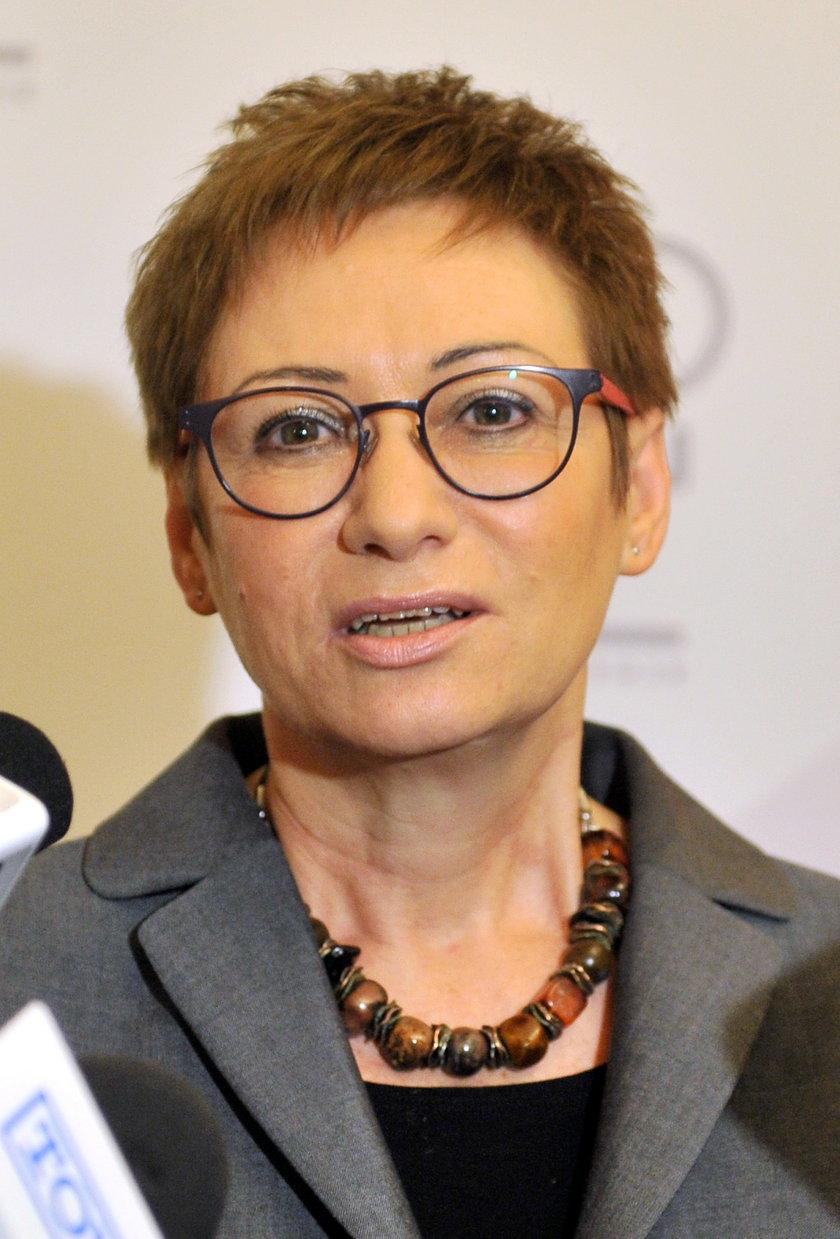 Agnieszka Nowak, wiceprezydent Łodzi