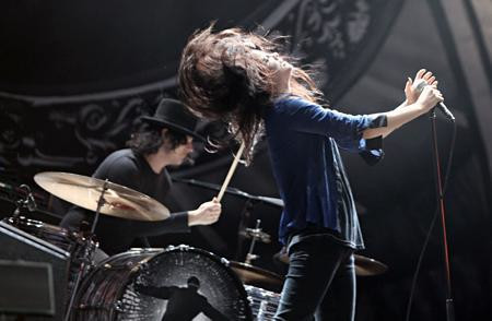 The Dead Weather, Fatboy Slim i The Hives na finał Open'era 2010