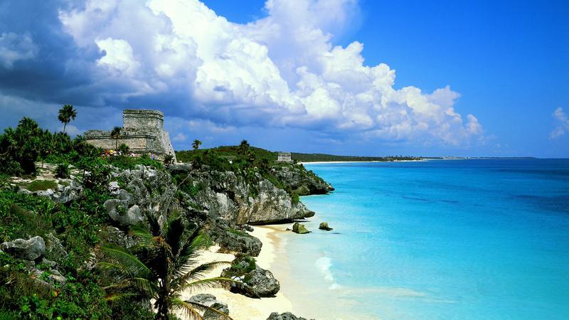 Gdzie warto pojechać w 2013 roku - Jukatan, Meksyk