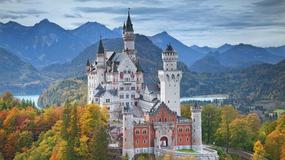 Najczęściej odwiedzane zamki i pałace na świecie