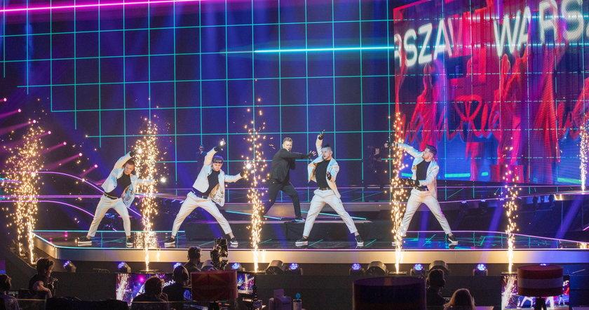 Rafał Brzozowski w konkursie Eurowizja 2021