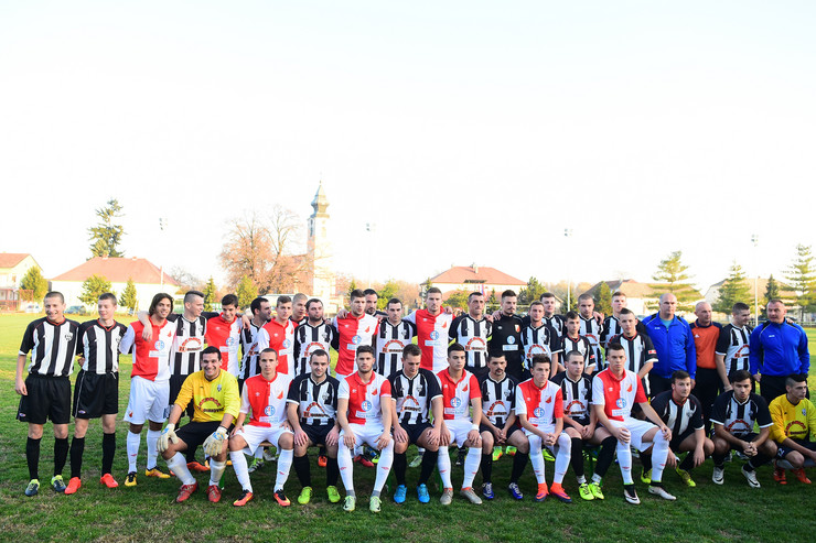 FK Vojvodina, FK Sloga Borovo
