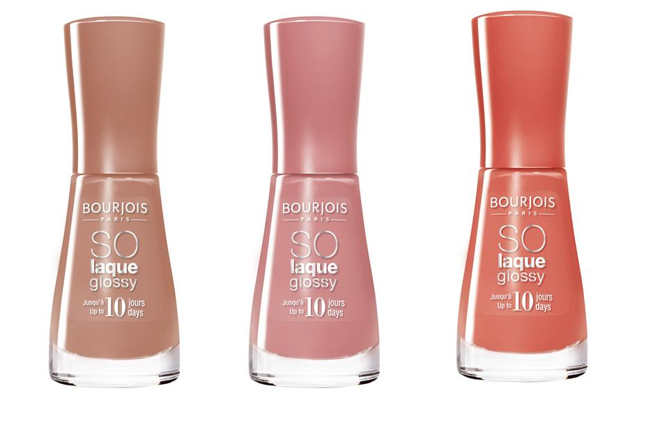 Bourjois – Lakiery So Laque Glossy