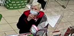 Poznajesz tę podstępną seniorkę? Jest poszukiwana przez policję