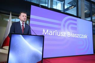 Błaszczak o kandydaturze Trzaskowskiego: To kontynuator polityki Gronkiewicz-Waltz
