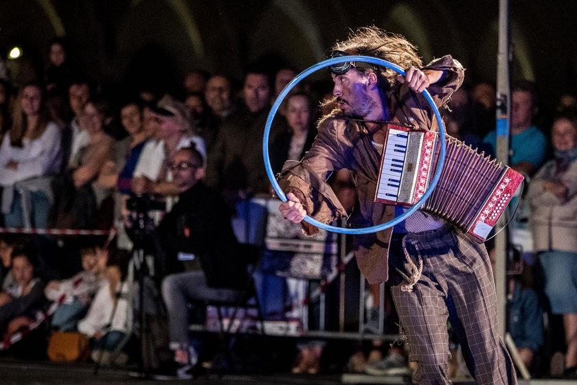 Festiwal Teatrów Ulicznych w Krakowie