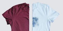 Jeśli pijesz za mało wody, ta koszulka ci o tym powie