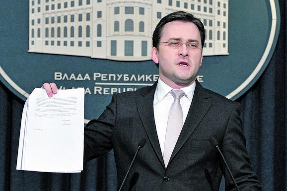 Uvode novine: Ministar pravde Nikola Selaković