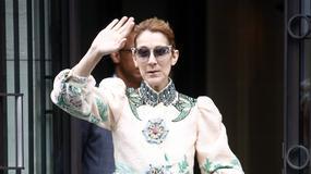 Celine Dion królową wpadek modowych. Jej ostatnie kreacje znów podzieliły fanów