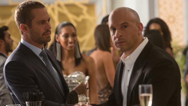 """""""Szybcy i wściekli 7"""": Vin Diesel po raz ostatni u boku Paula Walkera"""
