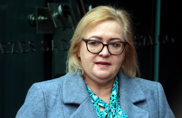Pierwsza Prezes SN Małgorzata Manowska