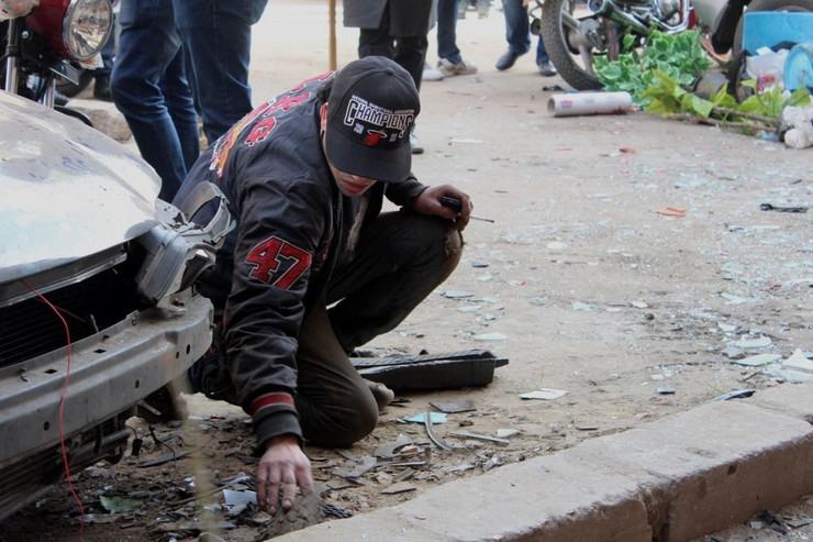 kairo eksplozija