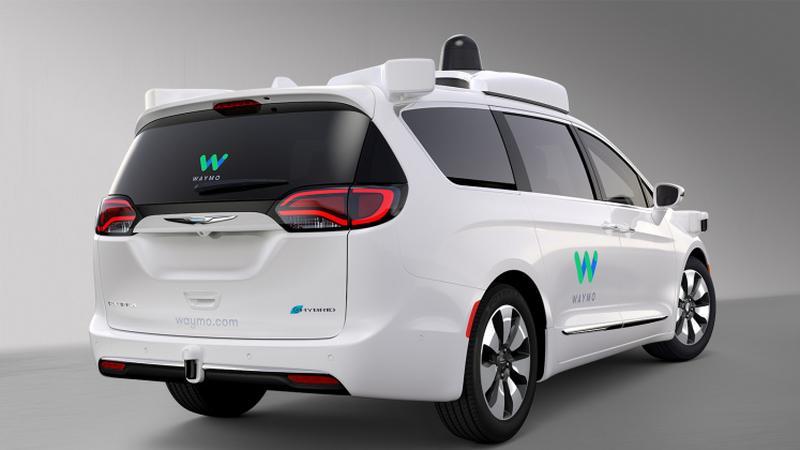 Waymo i Lyft budują autonomiczny samochód