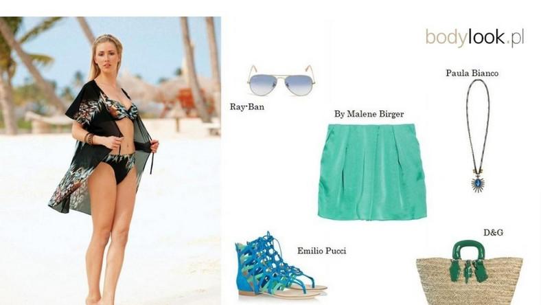 Bądź modna na rajskiej plaży