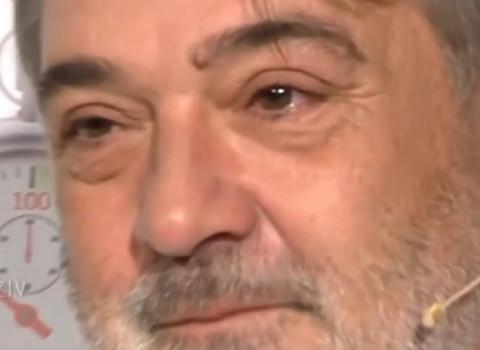 EMOTIVNO: Boba Živojinović se rasplakao pred kamerama zbog Aleksandre Prijović, brine o njoj!