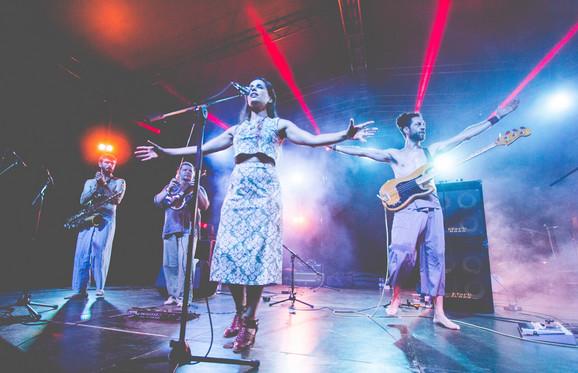 Tula i Naked, Nastup na Babel Sound festivalu 2017