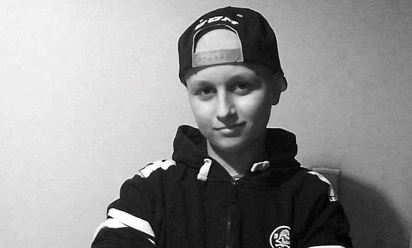 Maksym Batkiewicz nie żyje. To 14-letni hokeista Podhala Nowy Targ