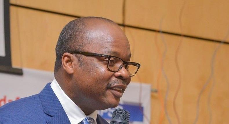 Dr. Ernest Y. Addison, Governor, Bank of Ghana (BoG)