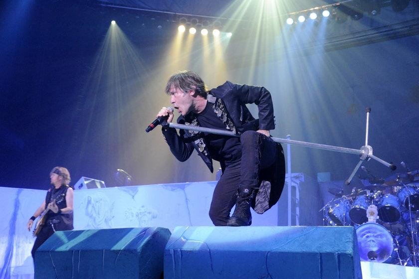 Iron Maiden zagra w Poznaniu